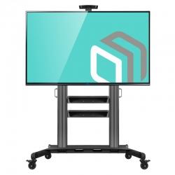 Мобильная стойка для телевизора с двумя полками ONKRON TS2811