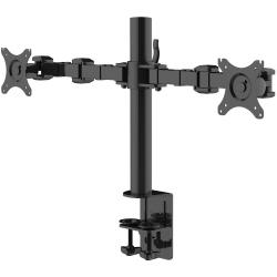 Настольный кронштейн для 2-х мониторов ONKRON D221E